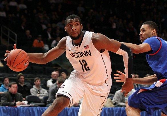 Drummond à UConn | Pistonsfr, blog des Detroit Pistons en France